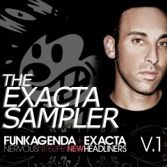 Nervous Nitelife - New Headliners, The EXACTA SAMPLER - Various Artists