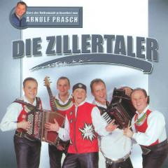 Stars Der Volksmusik Präsentiert Von Arnulf Prasch - Die Zillertaler