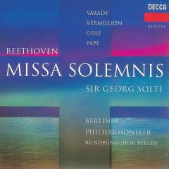 Beethoven: Missa Solemnis - Iris Vermillion, Julia Varady, Vinson Cole, René Pape, Berlin Radio Chorus