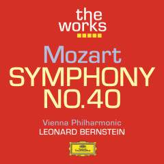 Mozart: Symphony No. 40 in G minor K.550 - Wiener Philharmoniker, Leonard Bernstein