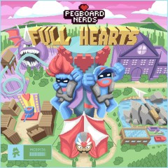 Full Hearts - Pegboard Nerds, Knife Party, Dion Timmer