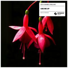 Use Me Up (Single) - CID, Anabel Englund