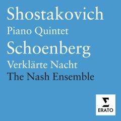 Schoenberg/Shostakovich - Chamber Music - Nash Ensemble