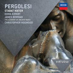Pergolesi: Stabat Mater - Emma Kirkby, James Bowman, The Academy of Ancient Music, Christopher Hogwood
