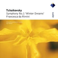 Tchaikovsky : Symphony No.1, 'Winter Daydreams' & Francesca da Rimini  -  Apex - Kurt Masur