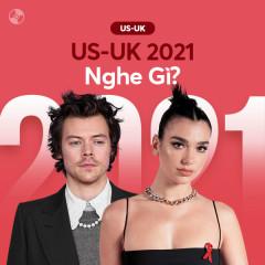 USUK 2021 Nghe Gì? - Various Artists