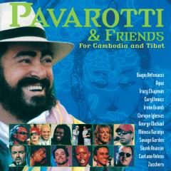 Pavarotti & Friends for Cambodia and Tibet - Luciano Pavarotti, Biagio Antonacci, George Michael, Eurythmics, Aqua