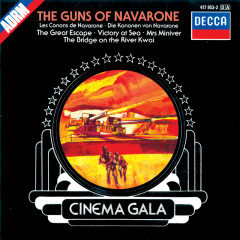 The Guns of Navarone - Music from World War II Films - London Festival Orchestra, Stanley Black, London Festival Chorus