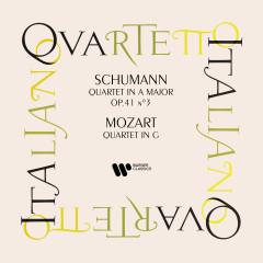 Schumann: String Quartet, Op. 41 No. 3 - Mozart: String Quartet No. 3, K. 156 - Quartetto Italiano