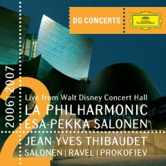 Salonen: Helix / Ravel: Piano Concerto For The Left Hand / Prokofiev: Romeo And Juliet Suite (Live) - Los Angeles Philharmonic, Esa-Pekka Salonen
