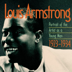 Portrait Of The Artist As A Young Man 1923-1934 - Louis Armstrong