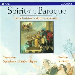Spirit Of The Baroque - Tasmanian Symphony Chamber Players, Geoffrey Lancaster