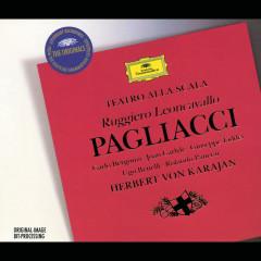 Leoncavallo: I Pagliacci - Carlo Bergonzi, Joan Carlyle, Giuseppe Taddei, Ugo Benelli, Rolando Panerai