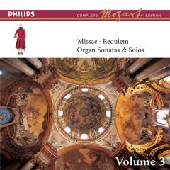 Mozart: The Masses, Vol.3 (Complete Mozart Edition)