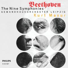 Beethoven: The Symphonies - Sylvia McNair, Jard van Nes, Uwe Heilmann, Bernd Weikl, GewandhausKinderchor