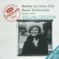 Berlioz: Les Nuits d'été / Ravel: Shéhérazade, &c. - Régine Crespin, John Wustman, L'Orchestre de la Suisse Romande, Ernest Ansermet