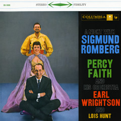 A Night With Sigmund Romberg - Percy Faith & His Orchestra