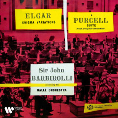 Elgar: Enigma Variations, Op. 36 - Purcell: Suite - Sir John Barbirolli