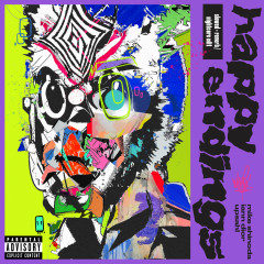 Happy Endings (feat. iann dior and UPSAHL) [slowed + reverb / Nightcore Edit] - Mike Shinoda, Iann Dior, Upsahl