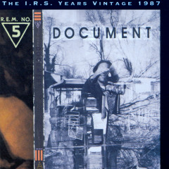 Document (The I.R.S. Years Vintage 1987) - R.E.M.