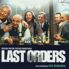 Last Orders (Original Motion Picture Soundtrack) - Paul Grabowsky