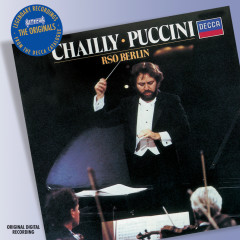 Puccini: Orchestral Music - Radio-Symphonie-Orchester Berlin, Riccardo Chailly