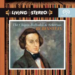 Chopin: Ballades & Scherzos - Arthur Rubinstein