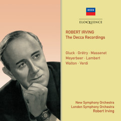 The Decca Recordings - New Symphony Orchestra, London Symphony Orchestra, Robert Irving