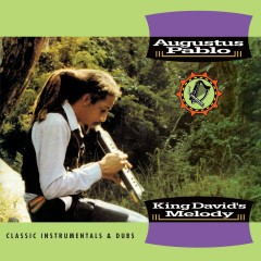 King David's Melody - Classic Instrumentals & Dubs - Augustus Pablo