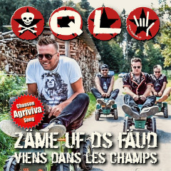 Zäme uf ds Fäud - Dr Agriviva-Song / Viens dans les champs - Agriviva-Song - QL
