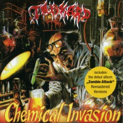 Chemical Invasion / Zombie Attack (2005 Remastered Version) - Tankard