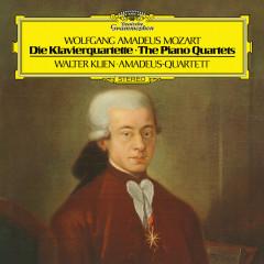 Mozart: Piano Quartet No.1 In G Minor, K.478; Piano Quartet No.2 In E Flat, K.493 - Amadeus Quartet, Walter Klien