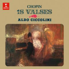 Chopin: 18 Valses - Aldo Ciccolini