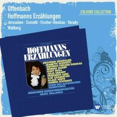 Offenbach: Hoffmanns Erzählungen [Sung in German] (Sung in German) - Siegfried Jerusalem