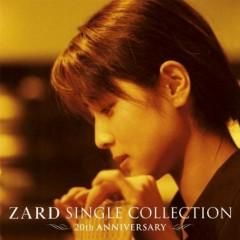 ZARD SINGLE COLLECTION~20th ANNIVERSARY~ CD5 - ZARD