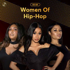 Women Of Hip-Hop! - Various Artists