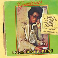 Greetings - Half Pint