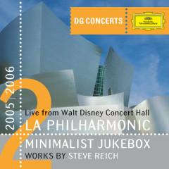Steve Reich: Variations for Winds; Three Movements; Tehillim - Los Angeles Philharmonic, Stefan Asbury
