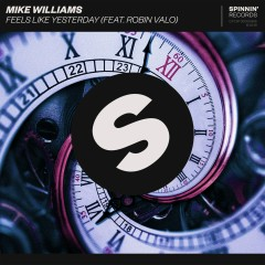 Feels Like Yesterday (feat. Robin Valo) - Mike Williams, Robin Valo