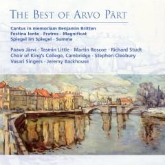 The Best of Arvo Pärt - Various Artists