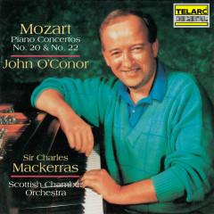 Mozart: Piano Concertos Nos. 20 & 22 - Sir Charles Mackerras, John O'Conor, Scottish Chamber Orchestra