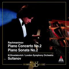 Rachmaninov : Piano Concerto No.2 - Maxim Shostakovich, Alexei Sultanov, London Symphony Orchestra