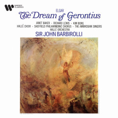 Elgar: The Dream of Gerontius, Op. 38 - Dame Janet Baker, Richard Lewis, Hallé Orchestra, Sir John Barbirolli