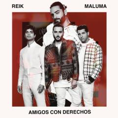 Amigos Con Derechos - Reik, Maluma