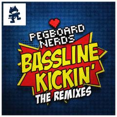Bassline Kickin (The Remixes) - Pegboard Nerds, Astronaut
