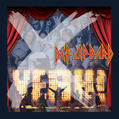 X, Yeah! & Songs From The Sparkle Lounge: Rarities From The Vault - Def Leppard