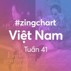 #zingchart Tuần 41, 2021 - Various Artists