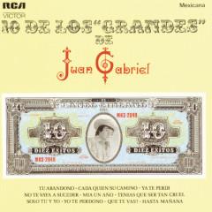 10 De Los Grandes De Juan Gabriel - Juan Gabriel