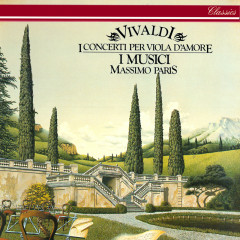 Vivaldi: Concerti per viola d'amore - Massimo Paris, I Musici
