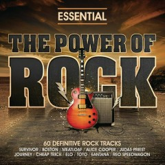 Essential Rock - Definitive Rock Classics And Power Ballads - Various Artists